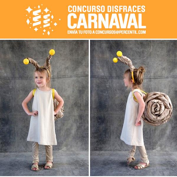concurso de disfraces PERCENTIL por Carnaval
