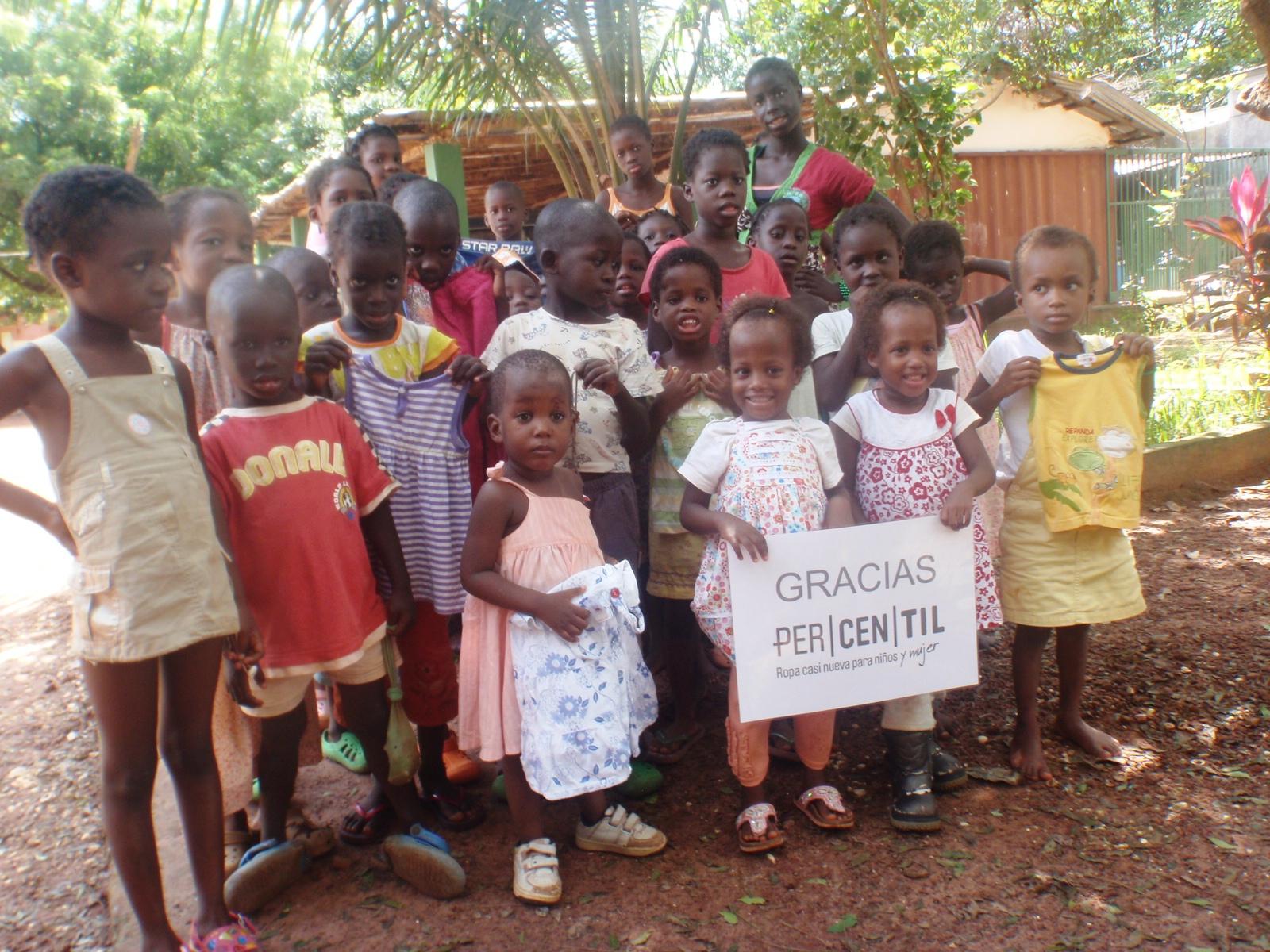 Donaciones Fundación Infancia