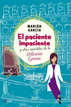 """Libro """"El paciente imperfecto"""", de Marián García."""