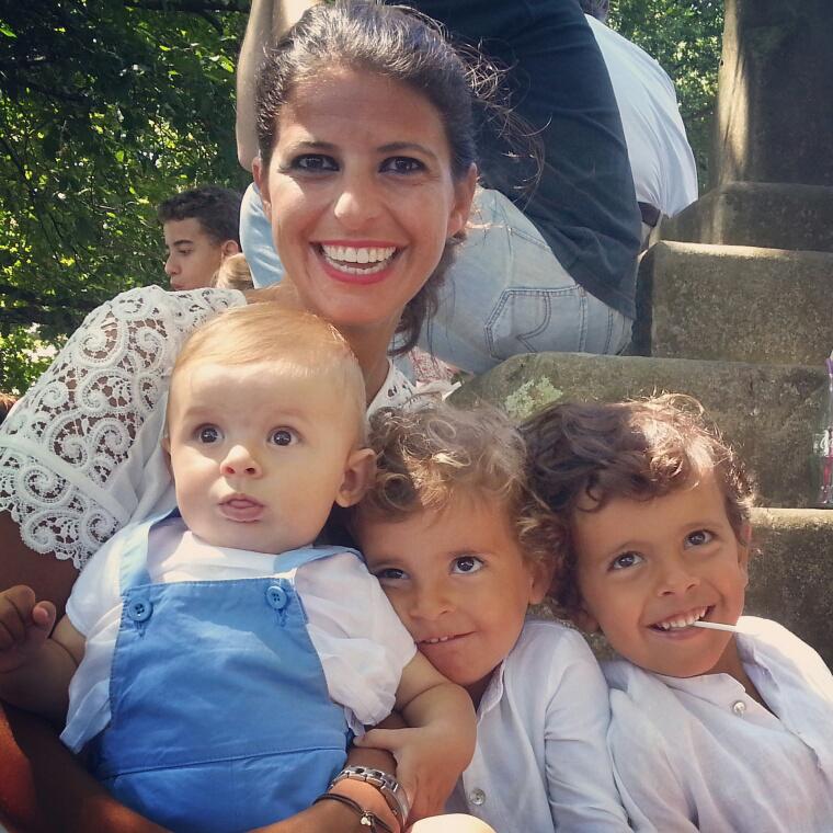 Carmen, del blog nosoyunadramamama.com