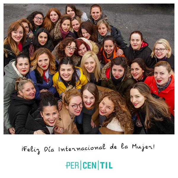 74328c806 Día Internacional de la Mujer!